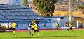 Εθνικός Νέας Μάκρης – Παλληνιακός 0-4