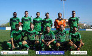 iraklis elefsinas 2015-16