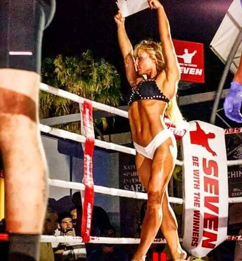 ring girl lilia7
